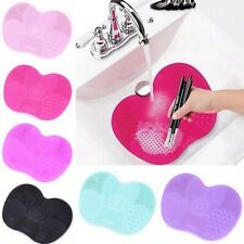 Makeup Brush cleaner Silicone Mat Make Up Brushes Washing Gel Board Cleaning Pad