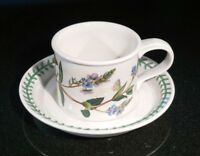 Beautiful Portmeirion Botanic Garden Speedwell Cup And Saucer