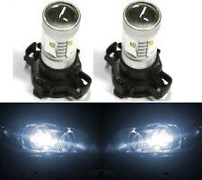 LED 30W 12190 5200 PY24W White 5000K Two Bulbs Light Turn Signal Replace OE