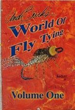Andy Burk's World of Fly Tying: Vol 1 DVD Video