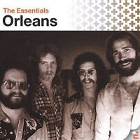 The Essentials by Orleans (CD, Elektra Records) Free Shipping! Out Of Print!