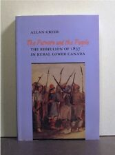 Rebellion of 1837, Rural Lower Canada, Patriots and the People
