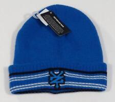 Zoo York Logo Blue Knit Cuff Beanie Skull Cap Mens NWT