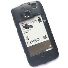 100% Genuine Nokia Lumia 710 middle chassis housing+camera glass+speaker+antenna