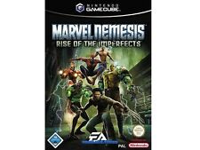 # Marvel Nemesis: Rise of the Imperfects Nintendo GameCube juego // gc top #