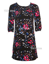 new RRP$140 JACQUI E PRINTED 3/4 SLEEVE BUSINESS DRESS 14 last  more sz avai