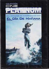 cine platinum: EL DIA DE MAÑANA de Roland Emmerich. Edición diarios.