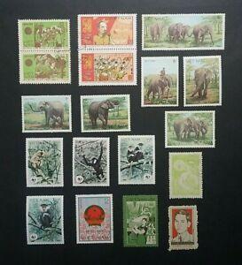Vietnam 1979 -1987 stamps