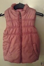 **Take a look - Lovely warm fleece lined gilet Age 5yrs