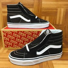 d4d770c3e39883 VANS Sk8-hi Skateboarding Mens Shoe Size 7.5 Chocolate Torte White  Vn0a38geu5z