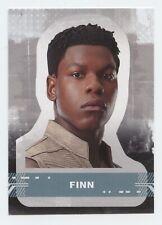 2019 Star Wars Rise of Skywalker sticker card - CS-4 Finn
