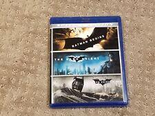 Dark Knight Trilogy custom 6 disc blu ray set