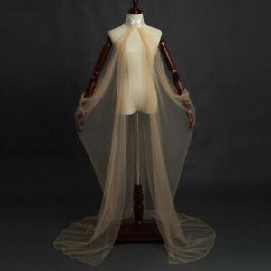 Medieval Lady's Cloak Fairy Elf Wedding Dress Elven Queen Princess Long Cape