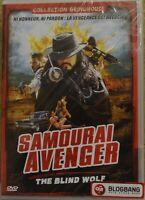 °°° DVD SAMOURAI AVENGER NEUF SOUS BLISTER