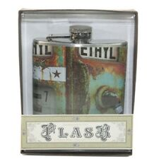 Metal Morphosis Bella Flask 6.0 oz NIB- BFL205 Gas Pump