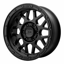 XD Series 18x8.5 XD135 Grenade OR Wheel Matte Black 5x150 PCD +0mm Offset 4.75""