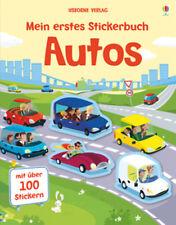 Mein erstes Stickerbuch: Autos von Simon Tudhope (20.07.2018, TB)