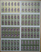 H803. Ajman - MNH - Space - Apollo Missions - Full Sheet - Imperf - Wholesale