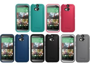 Otterbox Defender Series Protective Case for HTC One (M8), 100% Authentic, NEW