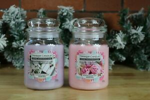 Yankee Candle Home Inspiration Scented Candles Fragrance Large 538g