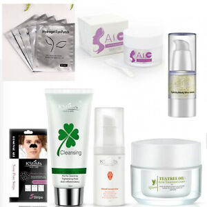 Facial Cleansing antiacne antiscar cream blackheads remover corrector serum
