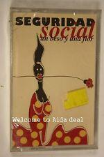 Un Beso Y Una Flor by Seguridad Social (1995) (Audio Cassette Sealed)