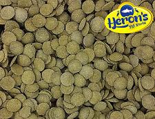 HERONS 1kg / 1000g Premium Spirulina Algae Wafers FOR ALL BOTTOM FEEDING FISH