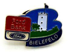 Pin Spilla Ford Bank Bielefeld Germania