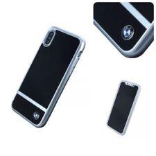 BMW Aluminium Stripe HC Hard Case Schutzhülle Back Cover Tasche Für iPhone X