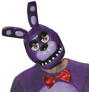 Rubie's Costume Five Nights at Freddy's Bonnie Half Mask ONLY