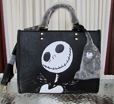 Nightmare Before Christmas Jack Skellington Handbag Crossbody Loungefly NWT