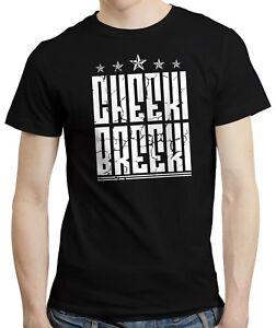 Cheeki Breeki - Russian Slav Style Retro Cheeki Boris Funny Gamer T-shirt Tshirt