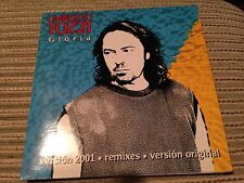 UMBERTO TOZZI SPANISH CD SINGLE SPAIN 5 TRACK GLORIA REMIXES 2001