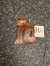 Regal Art and Gift Metal Cat Home & Garden Decor