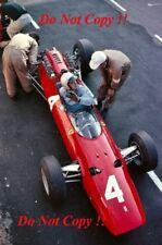 Lorenzo Bandini Ferrari 158 holandés Grand Prix 1965 fotografía 2