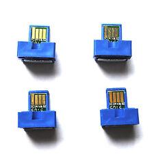 4pc (MX-500NT) Toner Chip for Sharp MX-M283N,M363N,M363U,M453N,M453U,M503N,M503U