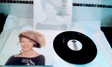 "Kylie Minogue – 'Kylie' 12"" vinyl album LP. 1988 UK A1/B1. Nr EX/EX+"