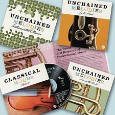 Unchained Melodies-Instrumental Hits of the 60s & 70s - 5 CD Set - As Seen On TV