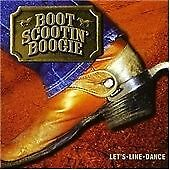 Boot Scootin' Boogie - Let's Line Dance, Various Artists, Very Good Single, Impo