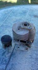 cylindre piston debroussailleuse stihl fs 20