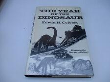 Year of the Dinosaur Brontosaurus Prehistoric Vintage Dinosaur 1977