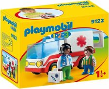 Playmobil 1 2 3 9122  Boxed *Brand New & Sealed*
