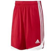 Shorts e bermuda da uomo rossi in poliestere