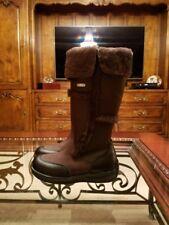 Pajar Igloo made in Canada shearling winter boots 6B