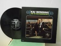"Kai Winding,Verve,""The In Instrumentals""US,LP,mono,jazz trombone classic, Mint-"