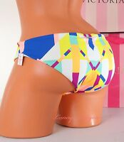 VS VICTORIA'S SECRET PINK Swim Low-rise Cheeky Hipster Bikini Bottom XS X-Small