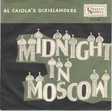 "Al Caiola - Midnight In Moscow / Lady Of Spain (7"", Sin Vinyl Schallplatte 45265"