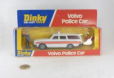 Dinky Toys 243 Volvo Police Car  NM/Boite (#A6b)