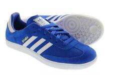 Adidas Originals Samba Trainers B35215 - Blue - Size UK 6