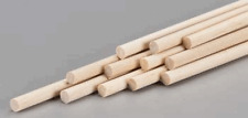 WOOD DOWEL 3/16  X 36in (20) BWS5403